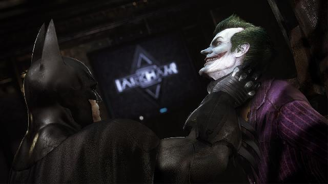 Batman: Arkham Asylum screenshot 8364