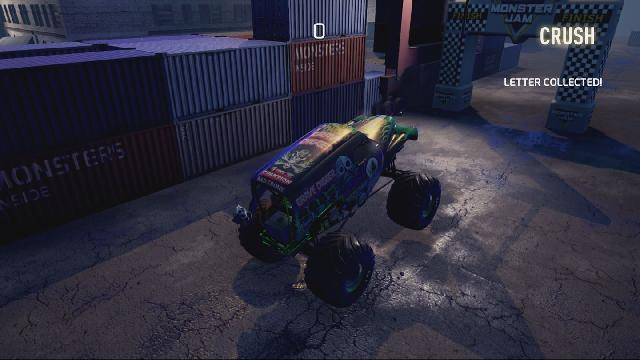 Monster Jam: Crush It! screenshot 8371
