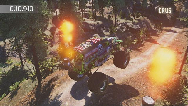 Monster Jam: Crush It! screenshot 8373