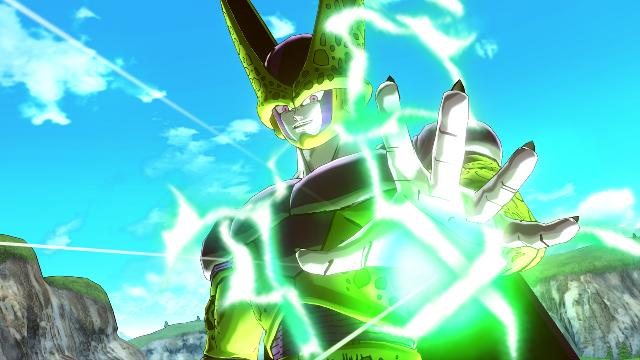 Dragon Ball Xenoverse Screenshots, Wallpaper
