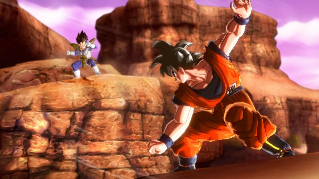 Dragon Ball Xenoverse screenshot 1102