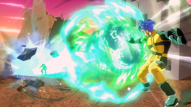 Dragon Ball Xenoverse screenshot 2626