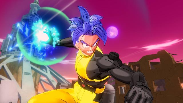 Dragon Ball Xenoverse screenshot 2628