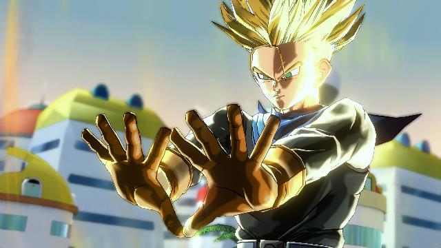 Dragon Ball Xenoverse screenshot 2632