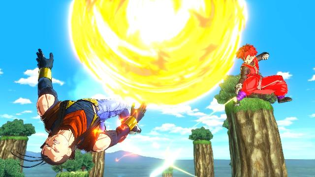 Dragon Ball Xenoverse screenshot 2636