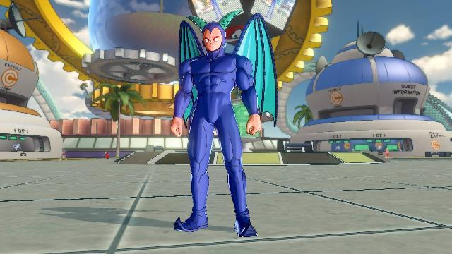 Dragon Ball Xenoverse screenshot 2638