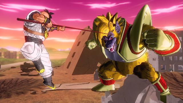 Dragon Ball Xenoverse screenshot 2640