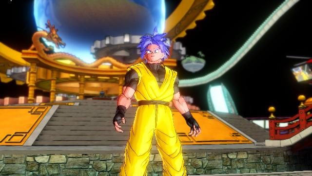 Dragon Ball Xenoverse screenshot 2643