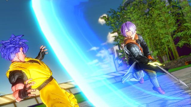 Dragon Ball Xenoverse screenshot 2645