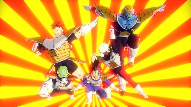 Dragon Ball Xenoverse screenshot 2646