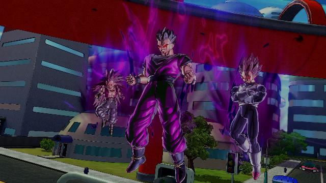 Dragon Ball Xenoverse screenshot 2647