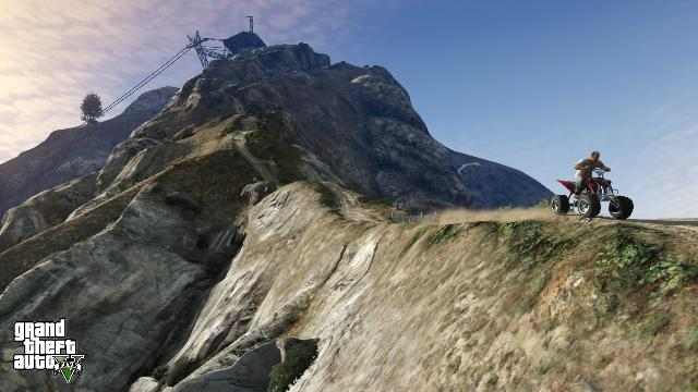 Grand Theft Auto V screenshot 997