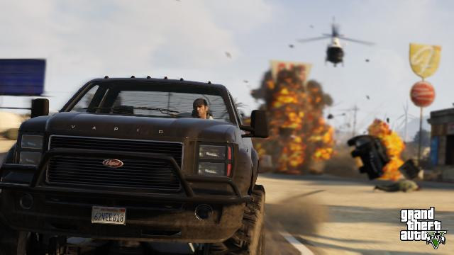 Grand Theft Auto V screenshot 998