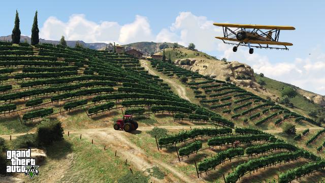 Grand Theft Auto V screenshot 1008