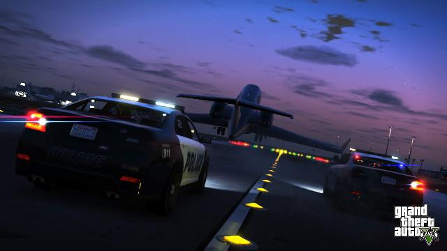 Grand Theft Auto V screenshot 1011