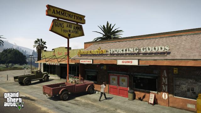 Grand Theft Auto V screenshot 1012