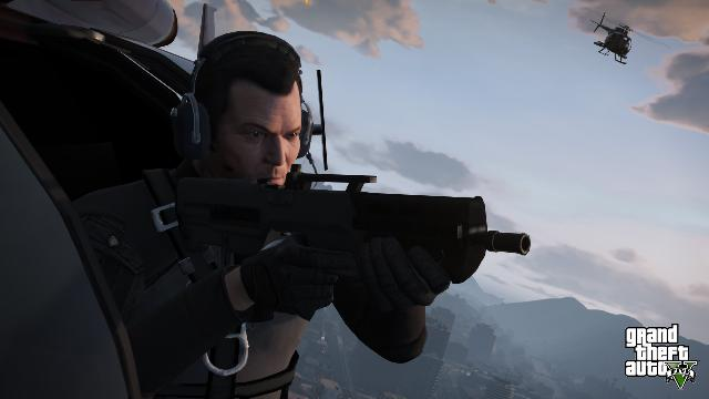 Grand Theft Auto V screenshot 1016