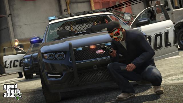 Grand Theft Auto V screenshot 1018