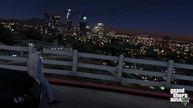 Grand Theft Auto V screenshot 1020