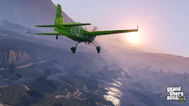 Grand Theft Auto V screenshot 1021