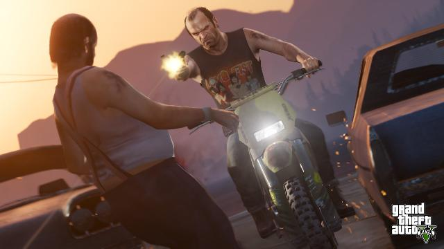 Grand Theft Auto V screenshot 1022