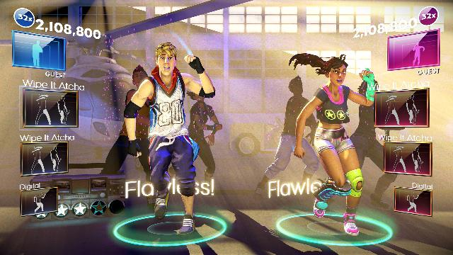 Dance Central Spotlight Screenshots, Wallpaper