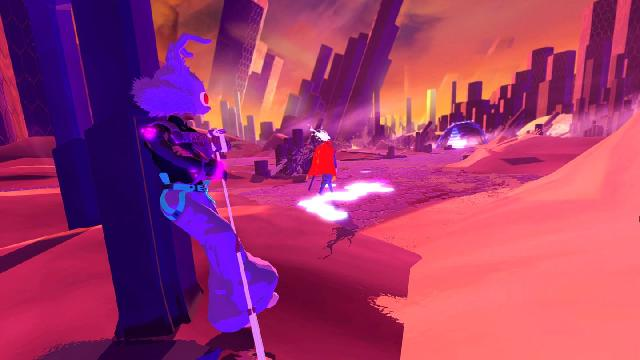 Furi screenshot 8956