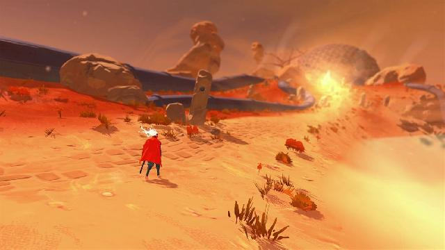 Furi screenshot 8964