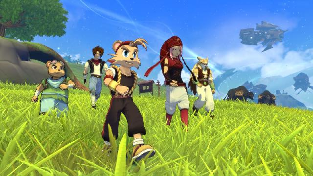Shiness: The Lightning Kingdom Screenshots, Wallpaper