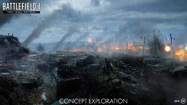 Battlefield 1 - They Shall Not Pass screenshot 9199