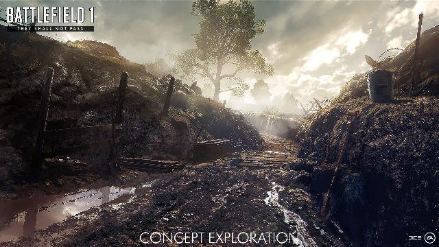 Battlefield 1 - They Shall Not Pass screenshot 9200