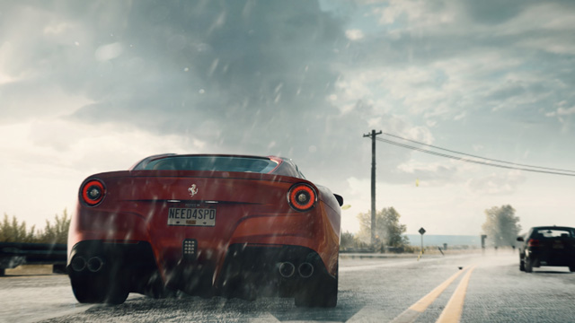 Need for Speed Rivals Screenshots, Wallpaper