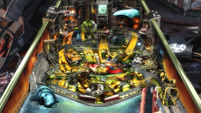 Marvel Pinball: Epic Collection - Volume 1 Screenshots, Wallpaper