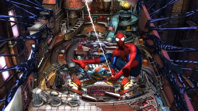Marvel Pinball: Epic Collection - Volume 1 screenshot 8718