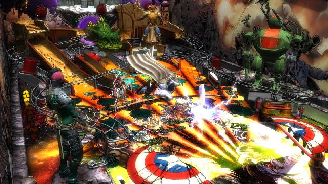 Marvel Pinball: Epic Collection - Volume 1 screenshot 8719