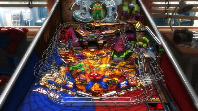 Marvel Pinball: Epic Collection - Volume 1 screenshot 8720