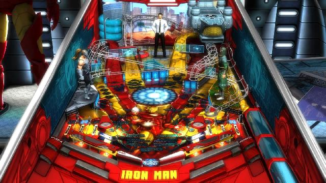 Marvel Pinball: Epic Collection - Volume 1 screenshot 8723