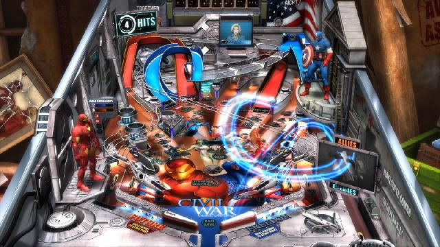 Marvel Pinball: Epic Collection - Volume 1 screenshot 8724