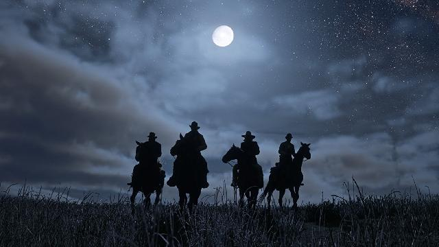 Red Dead Redemption 2 Screenshots, Wallpaper