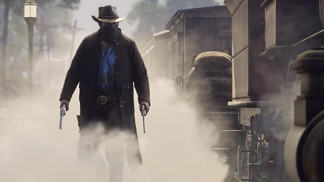 Red Dead Redemption 2 screenshot 12333