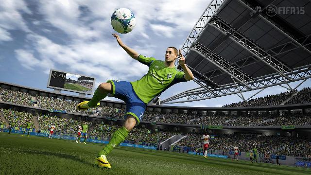 FIFA 15 screenshot 1138