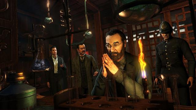 Sherlock Holmes: Crimes & Punishments Screenshots, Wallpaper