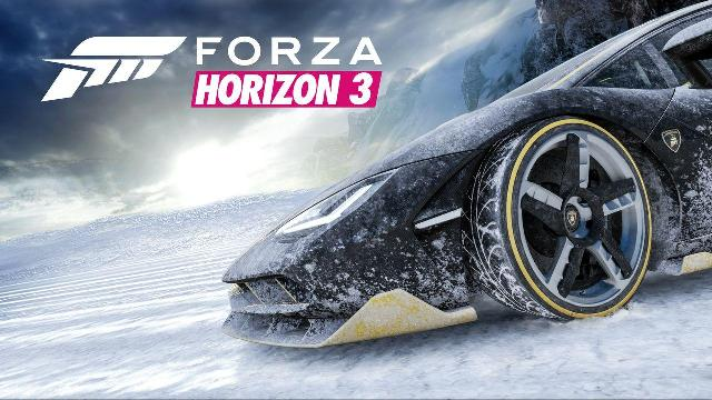 Forza Horizon 3: Blizzard Mountain screenshot 8927