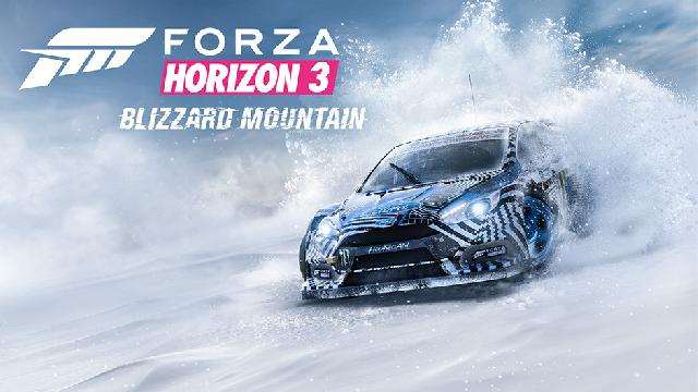 Forza Horizon 3: Blizzard Mountain screenshot 8928