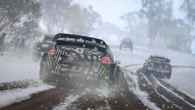 Forza Horizon 3: Blizzard Mountain screenshot 9092