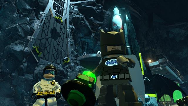 LEGO Batman 3: Beyond Gotham screenshot 1200