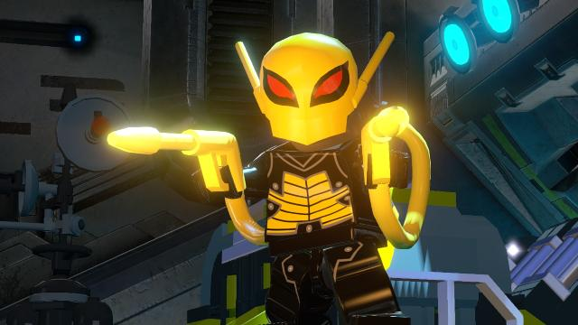 LEGO Batman 3: Beyond Gotham screenshot 1206