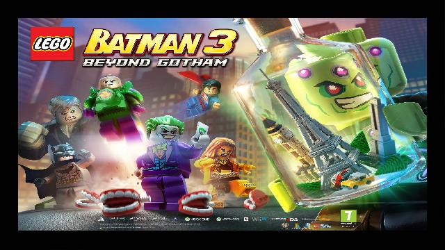 LEGO Batman 3: Beyond Gotham screenshot 1533
