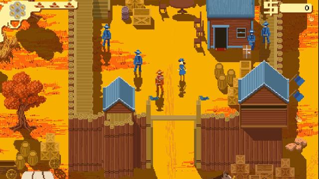 Westerado: Double Barreled Screenshots, Wallpaper