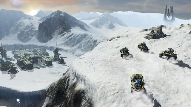 Halo Wars: Definitive Edition Screenshots, Wallpaper